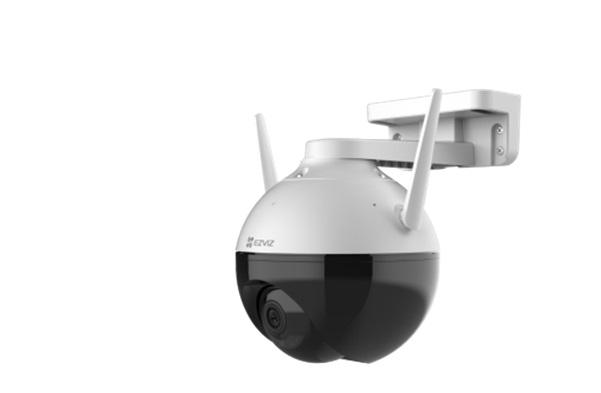 Camera wifi 360 ngoài trời