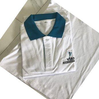 May đồng phục áo thun nhân viên công ty kế toán thuế