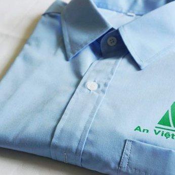 Đồng Phục Áo Sơ Mi Công Ty An Việt