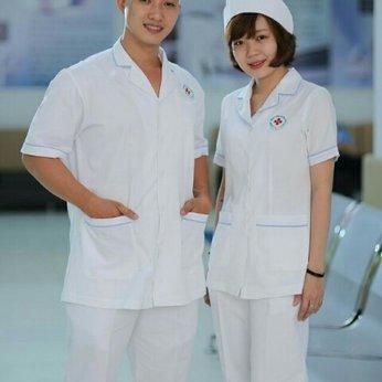 Đồng phục áo quần nhân viên Điều Dưỡng cho Bệnh Viện