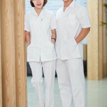 Đồng Phục Áo Quần Dược Sĩ Trung Cấp Bệnh Viện