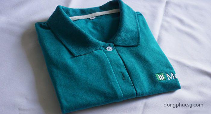 Đồng phục áo thun quảng cáo Công Ty