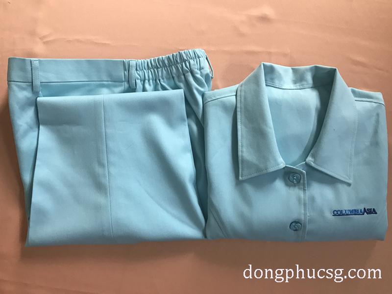 May đồng phục áo quần điều dưỡng bệnh viện đẹp, chất lượng cao cấp