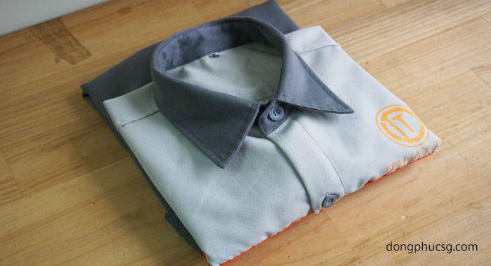 Sản xuất đồng phục áo sơ mi Công Ty đẹp, chất lượng, uy tín . Giá gốc tại xưởng