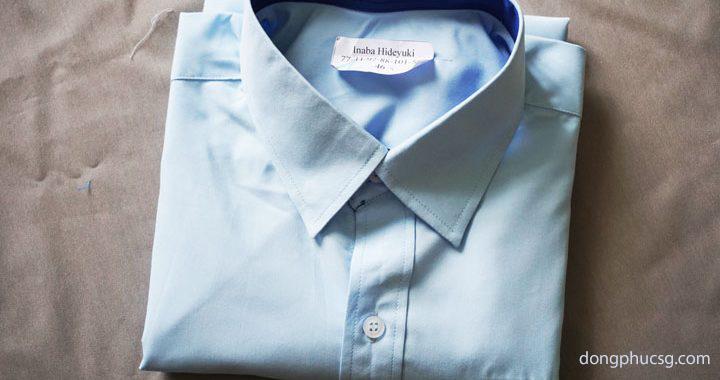 Sản xuất đồng phục áo sơ mi Công Ty đẹp, chất lượng