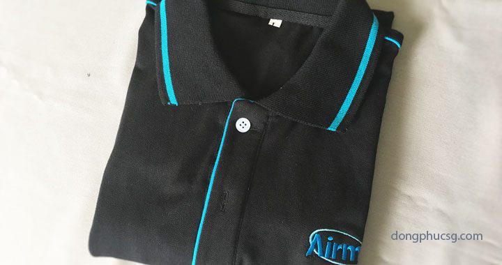 Sản xuất đồng phục áo thun công ty