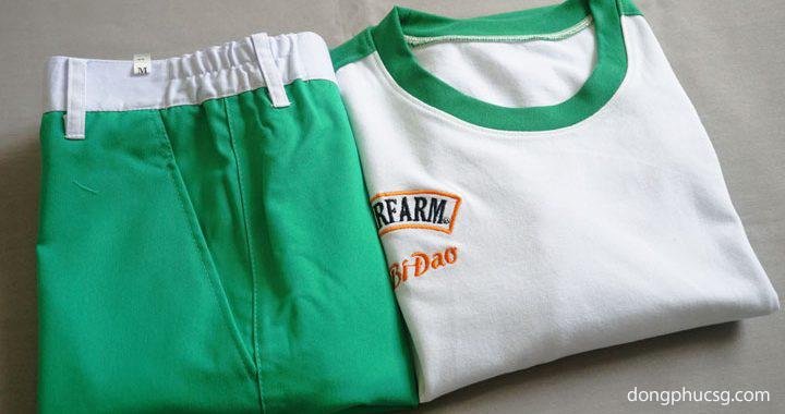 Sản xuất đồng phục nhóm, quảng cáo, PG đẹp, chất lượng, uy tín, giá gốc tại xưởng
