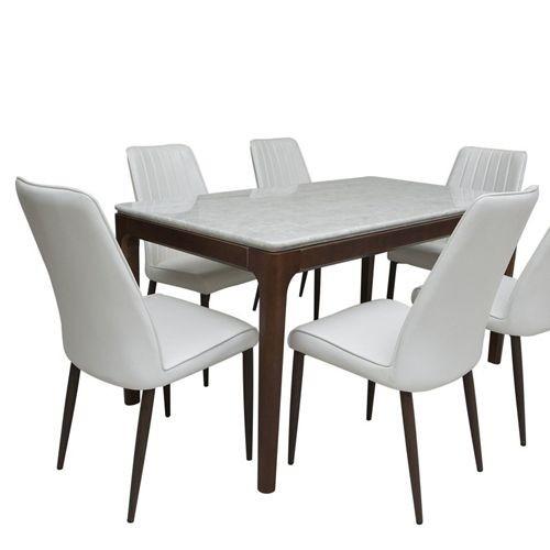Bộ bàn ăn Hong Kong DI-651( bàn + 6 ghế )