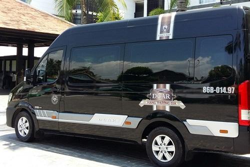 Xe Limousine 9 Chỗ Mũi Né Sài Gòn. Dịch Vụ Uy Tín An Toàn