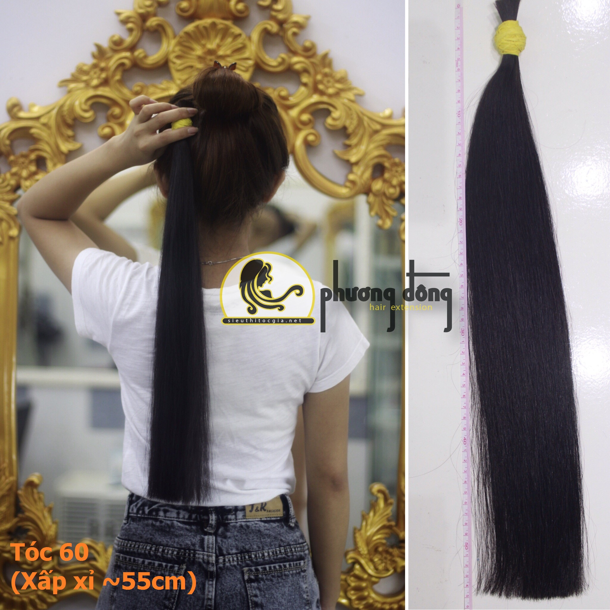 Phân phối tóc nối