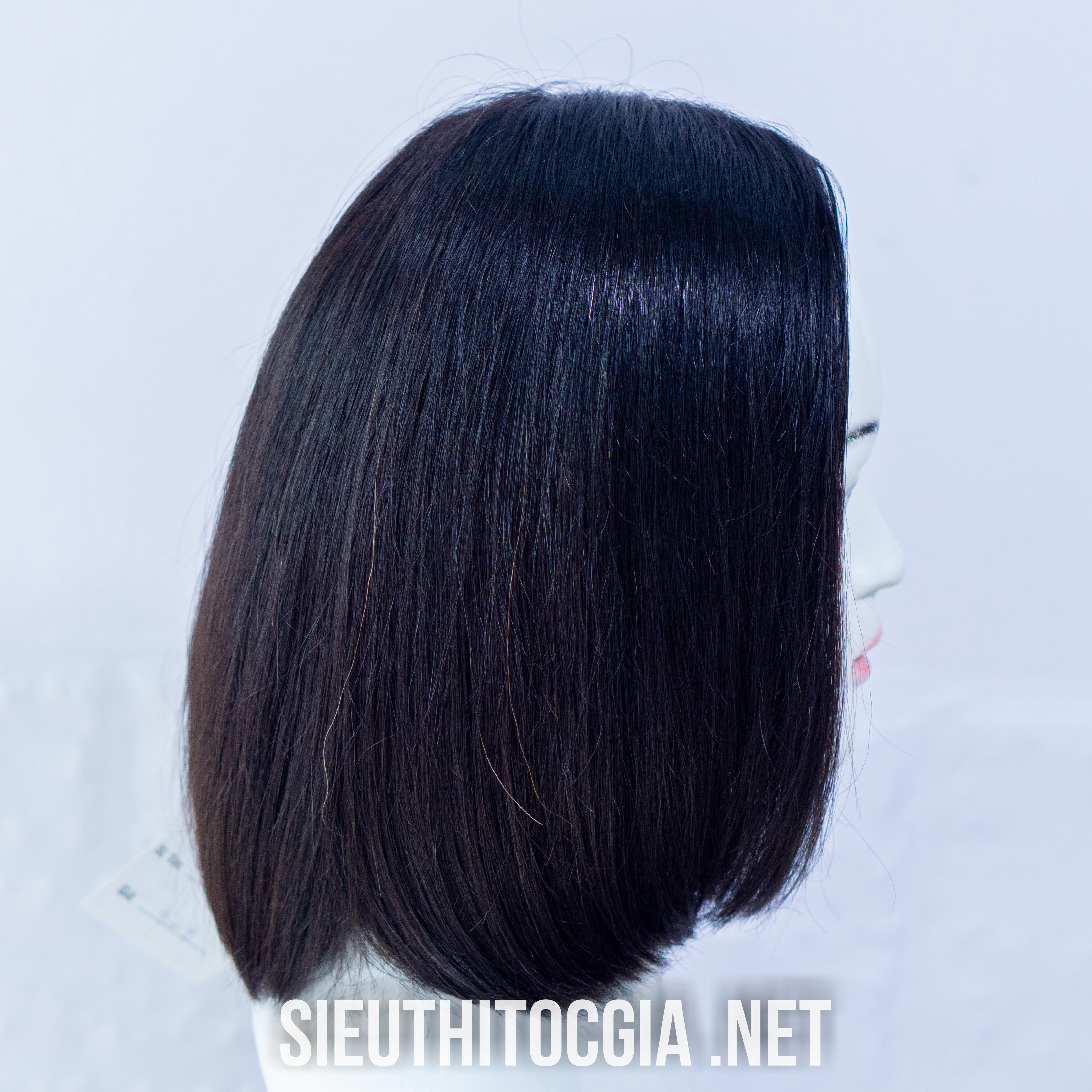 Tóc Giả Nữ Ngắn Thật 100% - 280