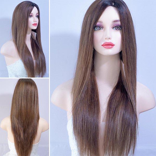 Tóc Giả Nữ Dài 70cm thật 100%