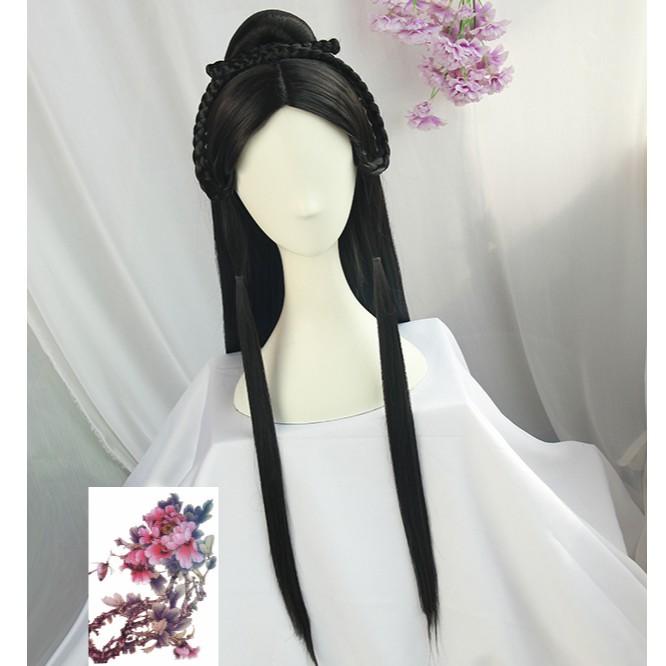 Tóc Giả Nữ Cổ Trang Trung Quốc