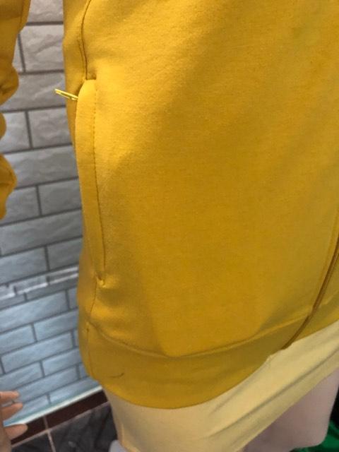 Áo khoác 6 túi lime