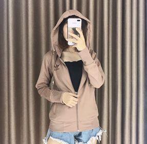 Áo khoác chống nắng nữ adidas