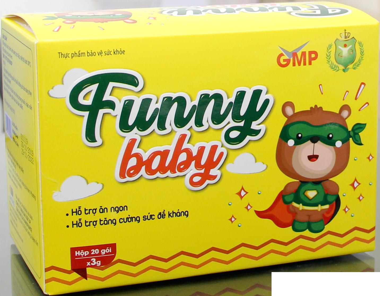 FunnyBaby (Cốm Vi Sinh)