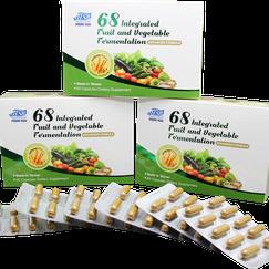 Enzyme 68 - Rau củ quả tổng hợp
