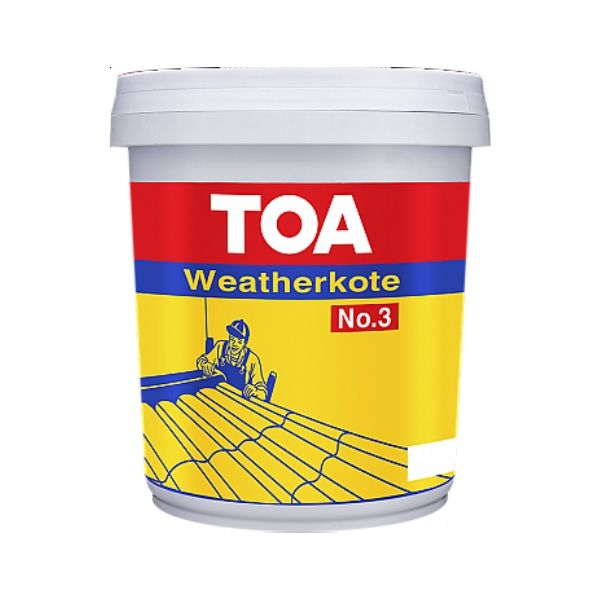 Chống thấm TOA Weatherkote