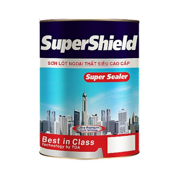 Sơn lót ngoại thất TOA Supershield