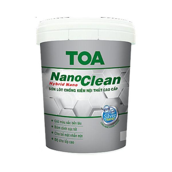 Sơn lótnội thất TOA NanoClean