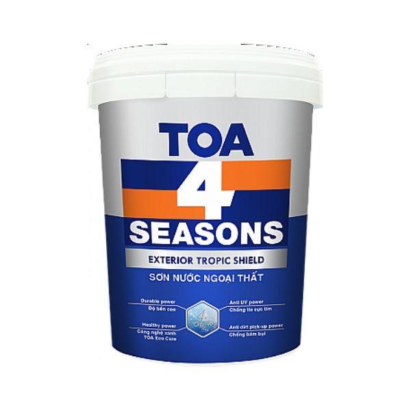 Sơn nước ngoại thất TOA Seasons Shield