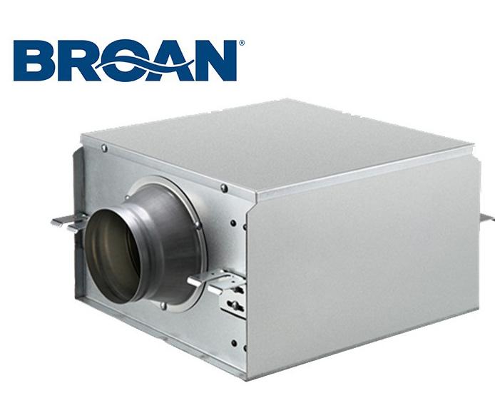Quạt thông gió nối ống siêu âm Broan DP-A010