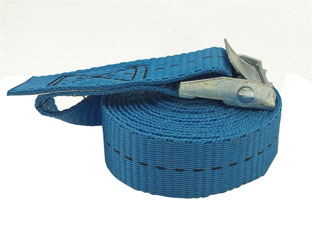 Dây chằng hàng khóa cam bản 25mm màu xanh dương