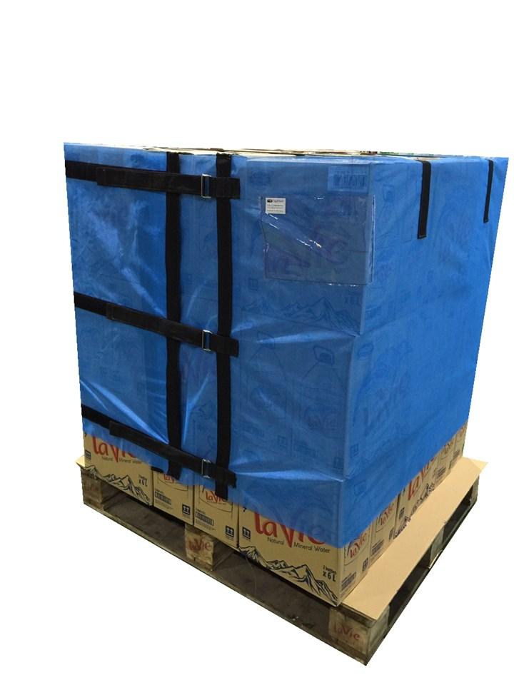 Lưới quấn pallet tai sử dụng V2363400V sản phẩm an toàn