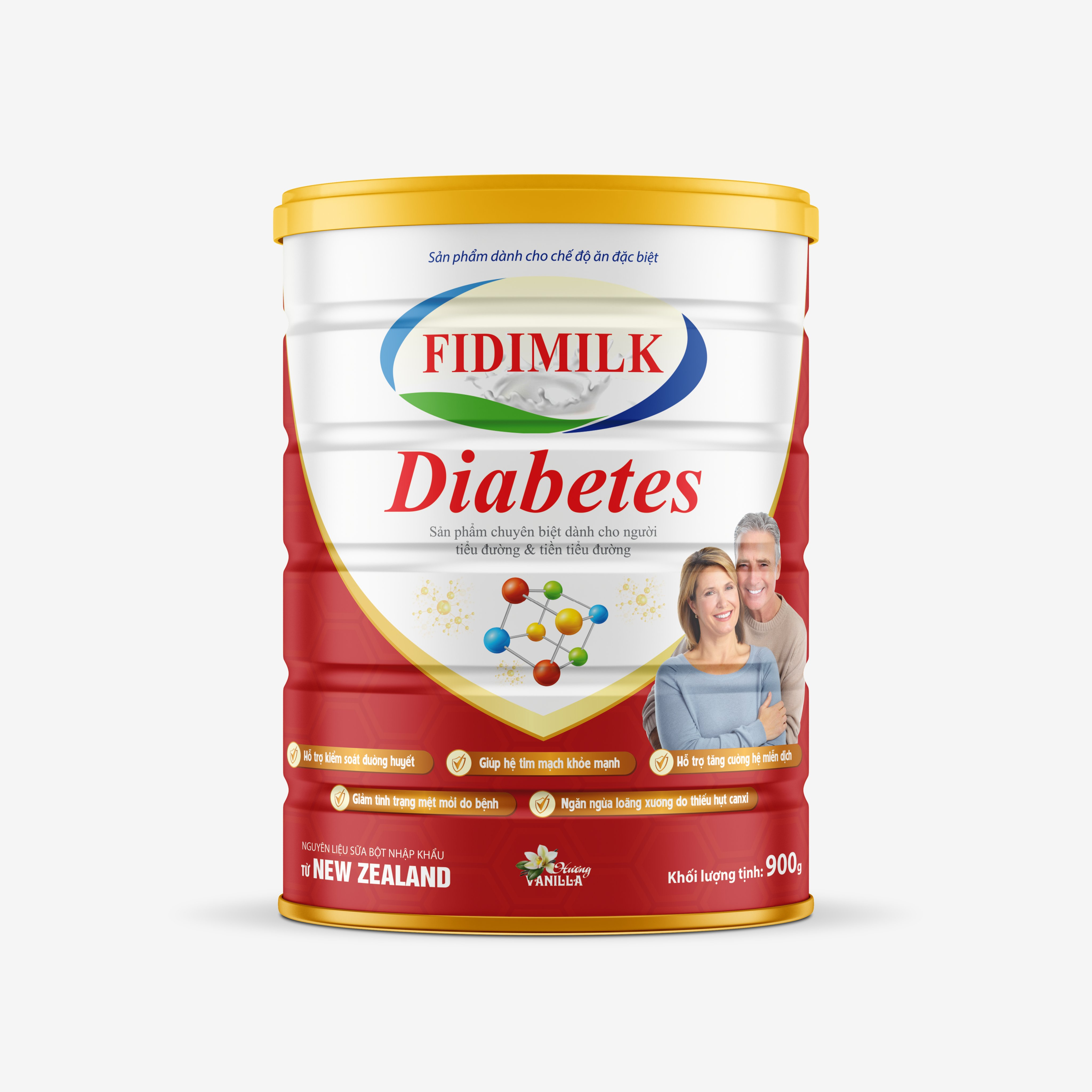SỮA BỘT FIDIMILK DIABETES