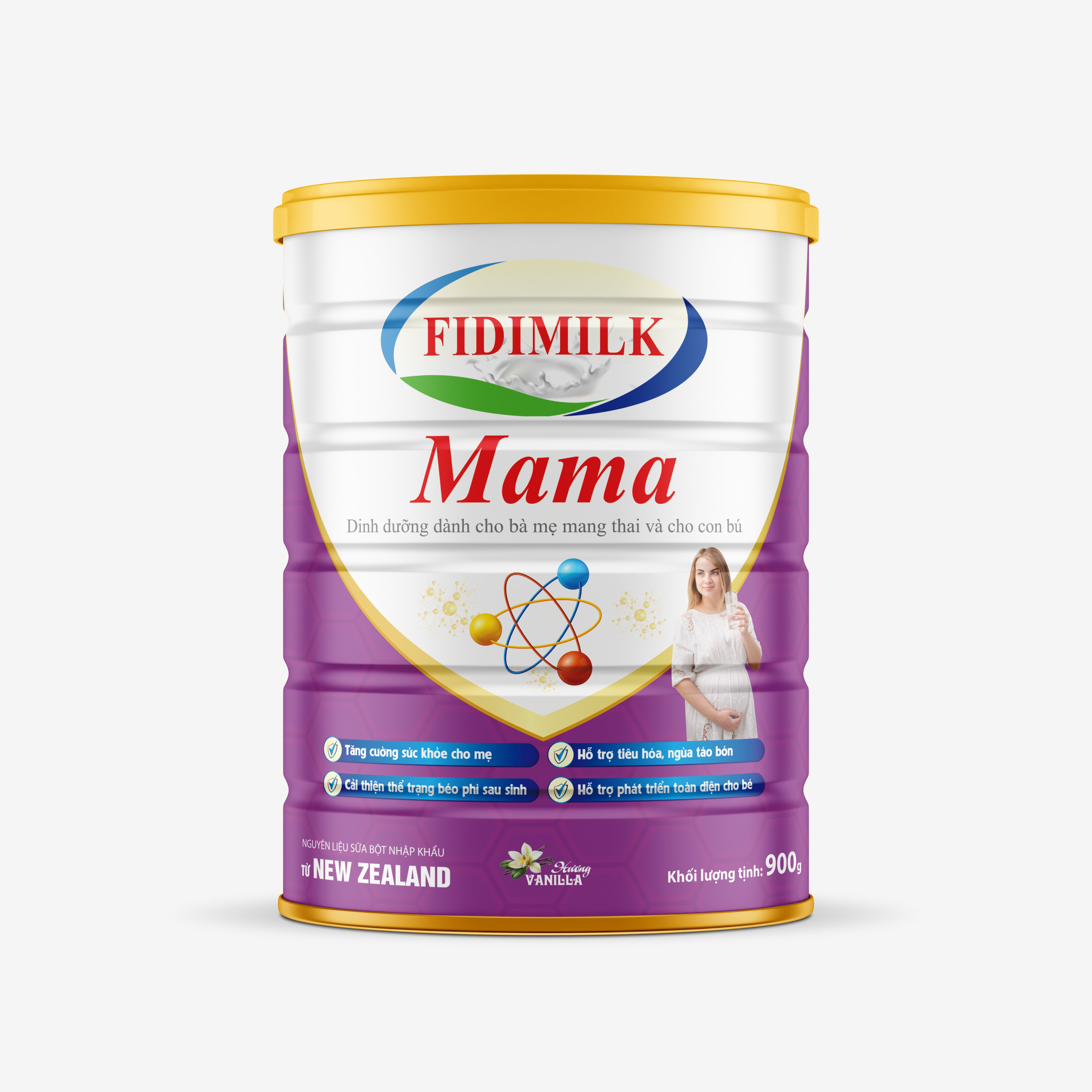 SỮA BỘT FIDIMILK MAMA