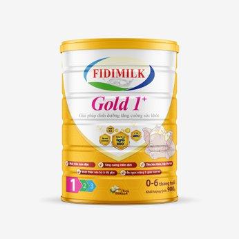 SỮA BỘT FIDIMILK GOLD 1+ 900g