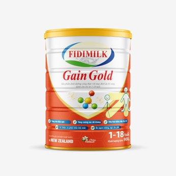 SỮA BỘT FIDIMILK GAIN GOLD 900G