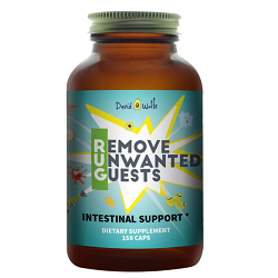 Remove Unwanted Guests (RUG) – Parasite Cleanse