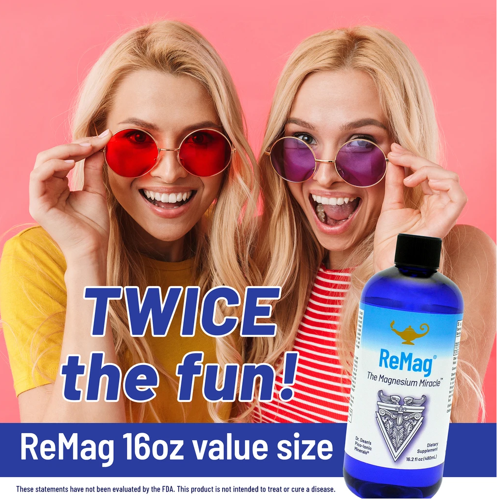ReMag® The Magnesium Miracle™ - 16.2 oz