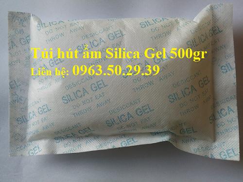 Túi hút ẩm Silica Gel  500grs