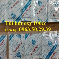 Túi hút oxy 100cc