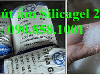 Tối ưu khi sử dụng hạt hút ẩm Silicagel