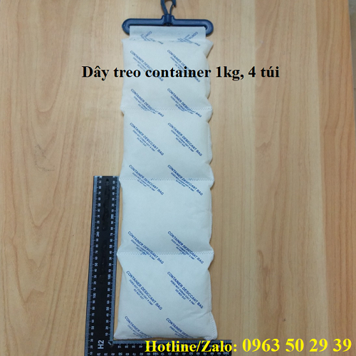 DÂY TREO CONTAINER  SILICAGEL 1KG