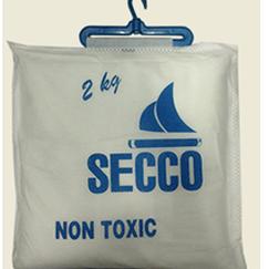 Túi bột chống ẩm Secco 2kg