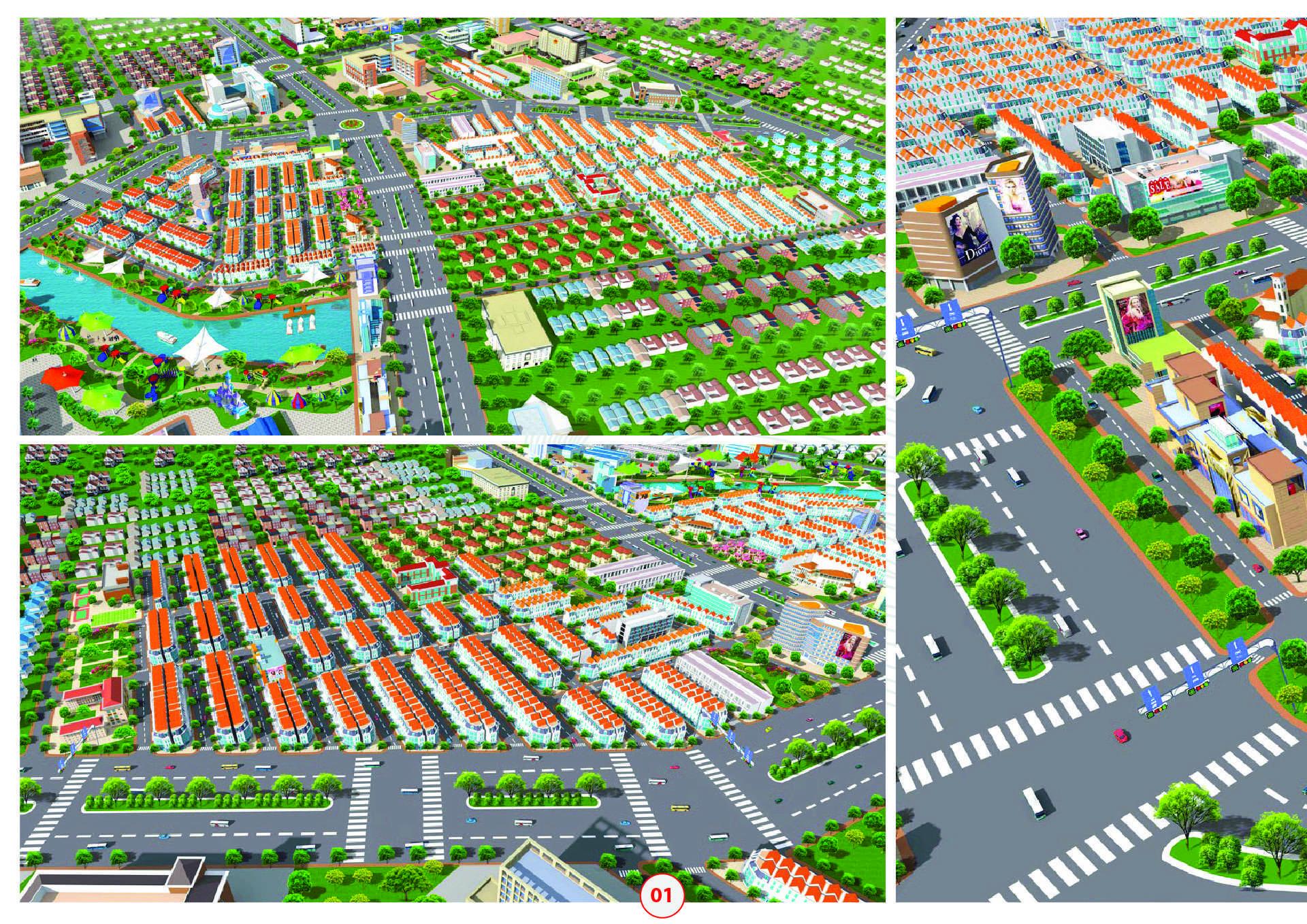 Dự Án Baria City - Tại Sao Dự Án Baria City  Được Nhiều Khách Hàng Đầu Tư