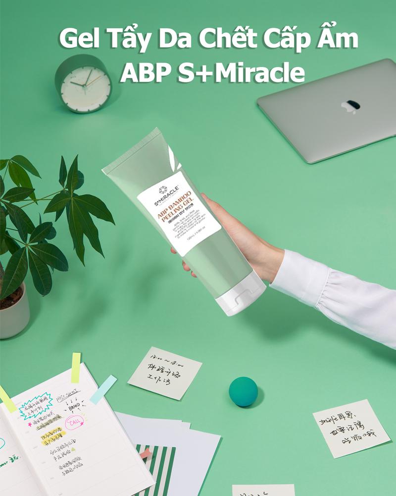Gel Tẩy Da Chết Cấp Ẩm ABP SMiracle