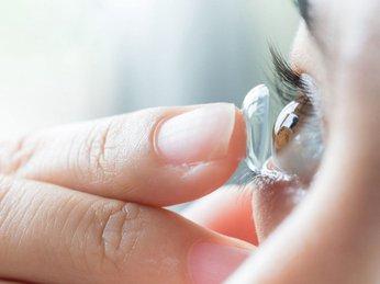 8 lưu ý quan trọng cần nhớ khi bạn dùng kính áp tròng