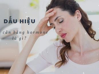 Dấu hiệu của mất cân bằng hormone khiến nhan sắc của bạn ngày một xuống cấp