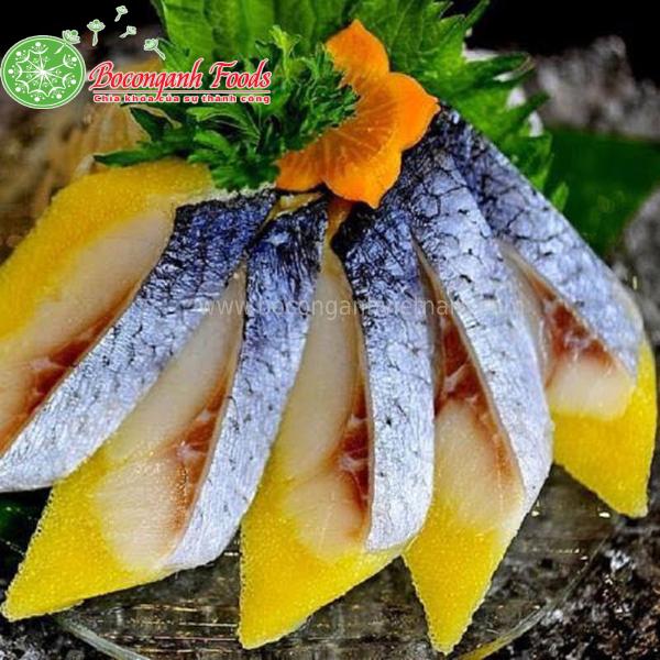Cá trích ép trứng - KANZUNOKO NISHIN