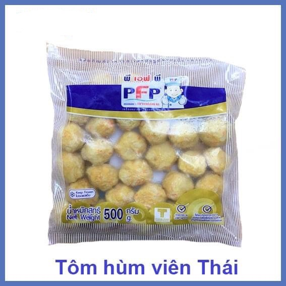 Tôm hùm viên Thái