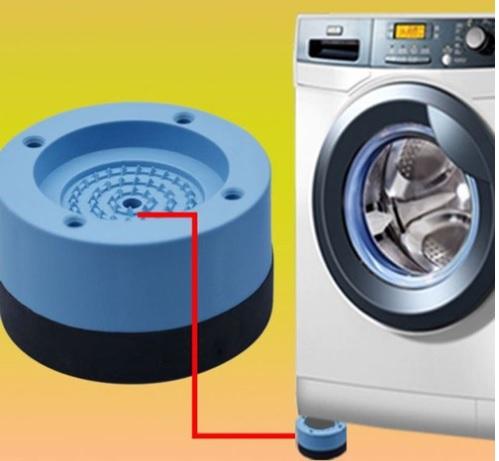 Bộ 4 Đế máy giặt chống rung silicol 99K