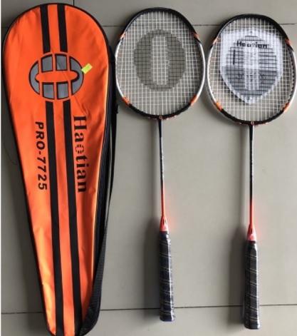 Bộ vợt cầu lông giá rẻ 161k cho 2 vợt