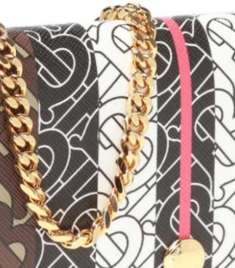 Túi xách Brown Shoulder Strap Wallet