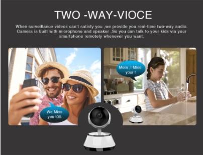 Camera IP Wifi rẻ nhất quả đất 279K