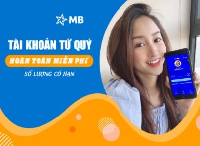 Đăng ký tài khoản Ngân hàng MB Bank Online miễn phí